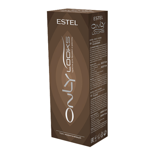 Estel only для ресниц и бровей