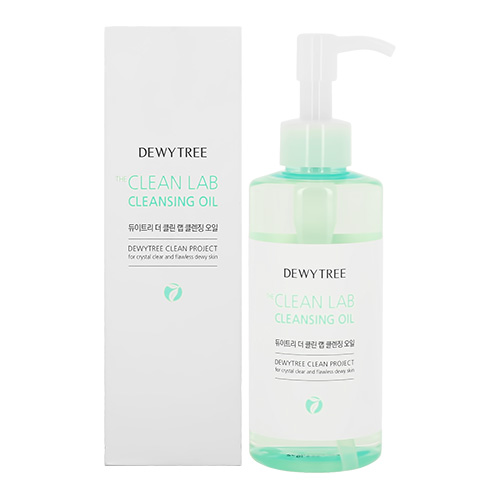 Гидрофильное масло для лица `DEWYTREE` `THE CLEAN LAB` 200 мл