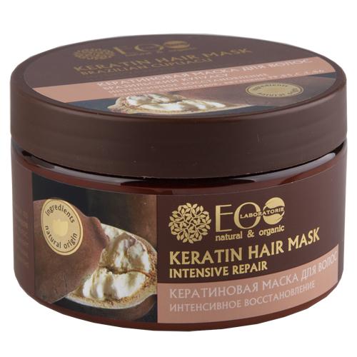 Маска для волос `EO LABORATORIE` кератиновая 250 мл