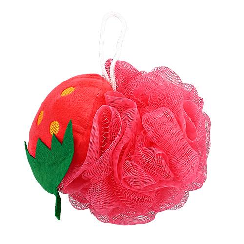 Мочалка для тела DECO. KIDS Strawberry