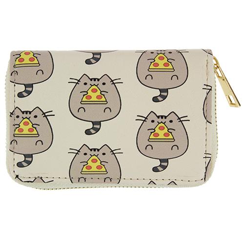 Кошелек LADY PINK CATS Коты с пиццейПрочее<br>Яркие кошельки Lady Pink прекрасно дополнят женскую сумочку и позволят Вам выглядеть стильно и модно при любых обстоятельствах!<br>