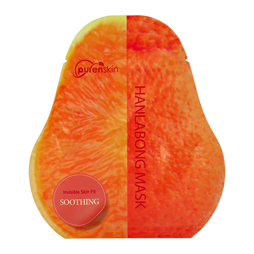 Купить Маска для лица PURENSKIN c экстрактом апельсина успокаивающая 23 г, РЕСПУБЛИКА КОРЕЯ/ REPUBLIC OF KOREA