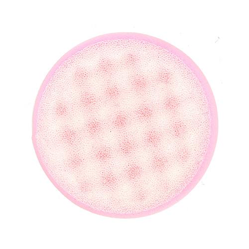 Губка для тела DE.CO. с массажным эффектом круглая