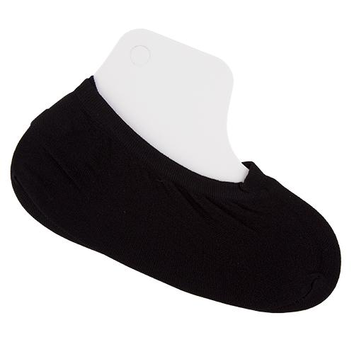 Подследники женские SOCKS черные р-р единыйГольфы и носки<br>Цветные подследники определяют стиль. Их носят все, кто хочет выглядеть модно и необычно, потому что они создают настроение! Их можно носить на работу со строгим дресс-кодом и в компанию, где любят и предпочитают яркую и необычную одежду. Модные носки подходят и для серых будней, и для праздников. В ярких цветных носках вы всегда будете выглядеть интересно.<br>