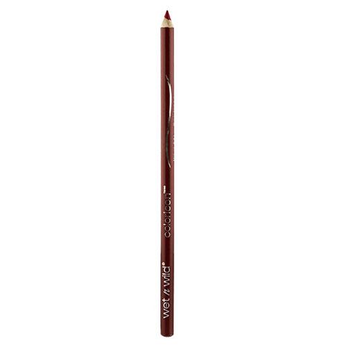 Карандаш для губ `WET N WILD` COLOR ICON тон E712 WillowКарандаши<br>Богатый, кремовый карандаш для губ, гладко скользит для предотвращения растушевки помады<br>
