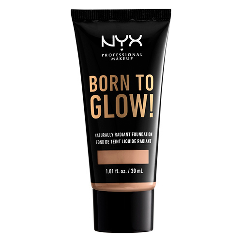 Основа тональная для лица `NYX PROFESSIONAL MAKEUP` BORN TO GLOW тон Soft beige