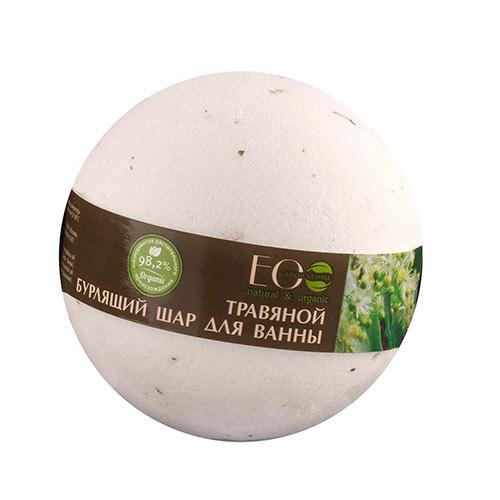 Бурлящий шар для ванны EO LABORATORIE Розмарин и лаванда 220 г