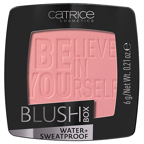 Румяна для лица `CATRICE` BLUSH BOX тон 010 Soft Rose