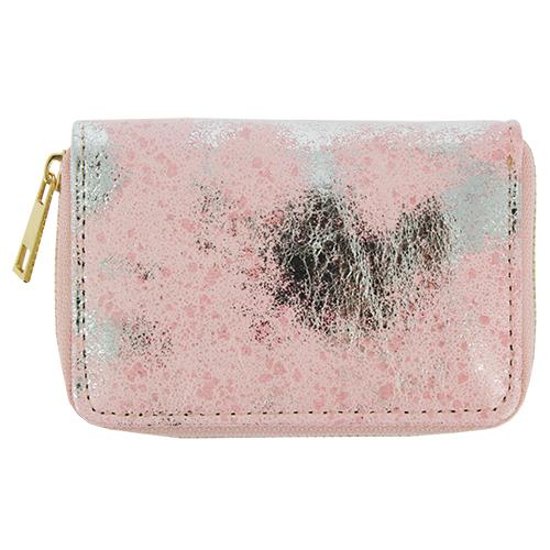 Кошелек LADY PINK BASIC светло-розовыйПрочее<br>Яркие кошельки Lady Pink прекрасно дополнят женскую сумочку и позволят Вам выглядеть стильно и модно при любых обстоятельствах!<br>