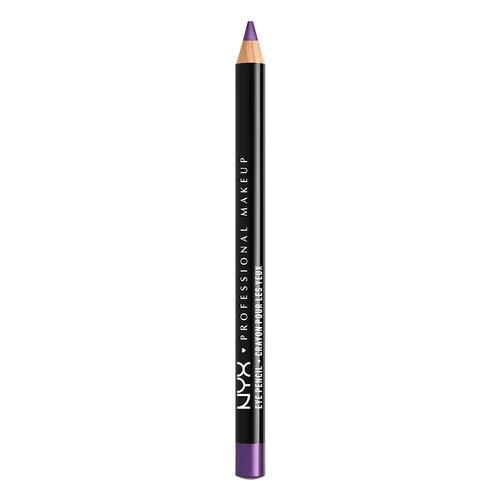 Карандаш для глаз `NYX PROFESSIONAL MAKEUP` SLIM EYE PANCIL тон 917 PurpleКарандаши<br>Устойчивый карандаш мягкой текстуры. Огромное разнообразие оттенков позволяет воплотить в жизнь любую makeup фантазию!<br>