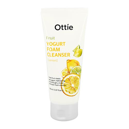 Пенка для умывания OTTIE с экстрактом лимона 150 мл