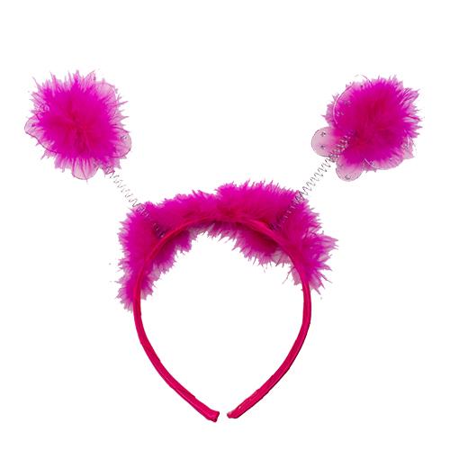 Ободок `MISS PINKY`Ободки<br>Ободок MISS PINKY<br>