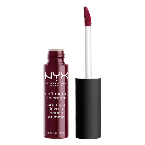 Помада для губ `NYX PROFESSIONAL MAKEUP` SOFT MATTE LIP CREAM тон 20 Copenhagen матовая жидкая