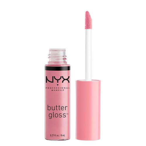 Купить Блеск для губ NYX PROFESSIONAL MAKEUP BUTTER GLOSS тон 02 ECLAIR, КИТАЙ/ CHINA