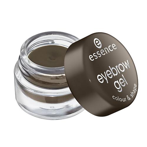 Гель для бровей ESSENCE COLOUR & SHAPE тон 01 натурально-коричневый