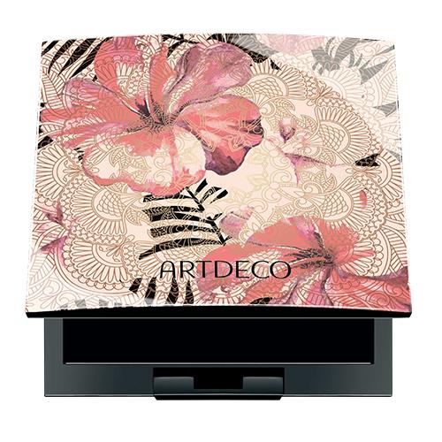 Футляр для теней и румян `ARTDECO` BEAUTY BOX TRIO Дикая романтикаПрочее<br>Магнитный футляр для теней и румян, украшенный эксклюзивным принтом.<br>