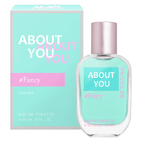 Туалетная вода `YOU & WORLD` `ABOUT YOU` FANCY (жен.) 50 мл
