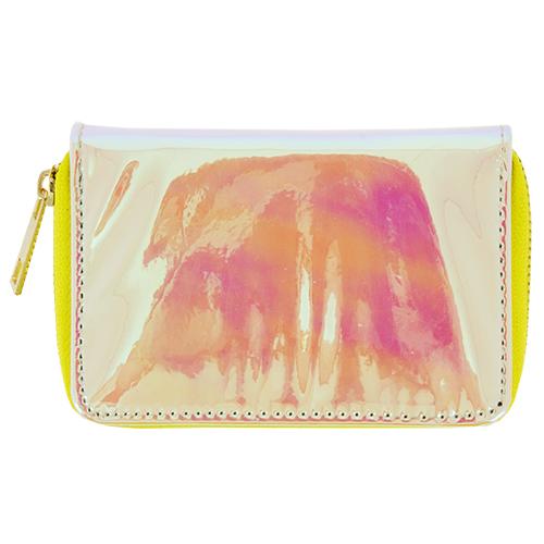 Кошелек `LADY PINK` SHINE голографический нюдПрочее<br>Яркие кошельки Lady Pink прекрасно дополнят женскую сумочку и позволят Вам выглядеть стильно и модно при любых обстоятельствах!<br>