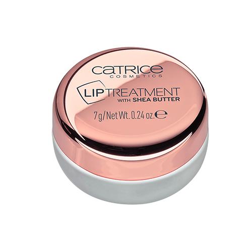 Купить Бальзам для губ CATRICE LIP TREATMENT тон 010, ГЕРМАНИЯ/ GERMANY