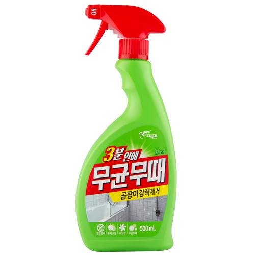 Купить Средство чистящее для ванной комнаты BISOL от плесени 500 мл, РЕСПУБЛИКА КОРЕЯ/ REPUBLIC OF KOREA