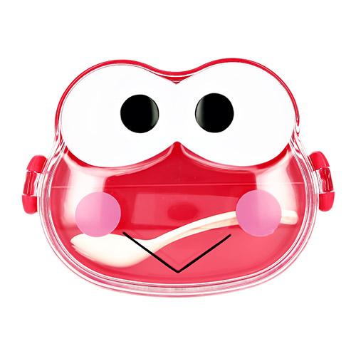 Ланч-бокс FUN frog red