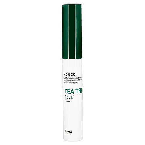 Купить Стик для лица APIEU NONCO TEA TREE с маслом чайного дерева 8 мл, РЕСПУБЛИКА КОРЕЯ/ REPUBLIC OF KOREA