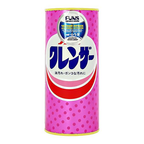 Купить Порошок чистящий FUNS APOLLO универсальный для глубоких загрязнений 400 г, ЯПОНИЯ/ JAPAN