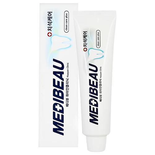 Паста зубная MEDIBEAU White clinic отбеливающая 120 г фото