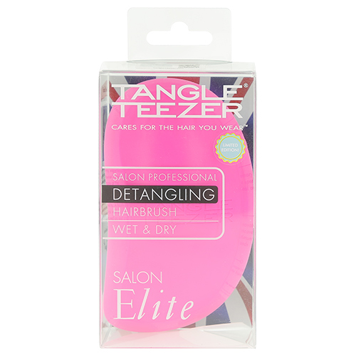 Расческа для волос `TANGLE TEEZER` SALON ELITE Pink & blue