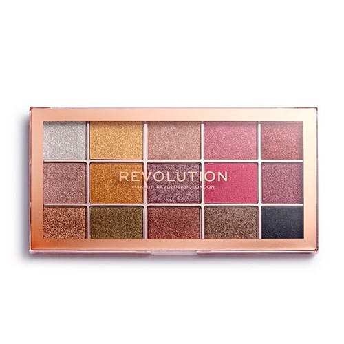 Палетка теней для век REVOLUTION FOIL FRENZY- CREATION Eyeshadow Palette