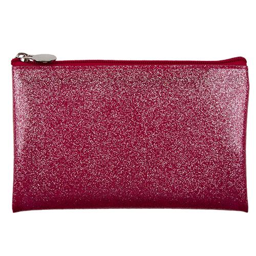 Косметичка плоская LADY PINK SHINING розоваяКосметички<br>Косметичка Lady Pink - стильное и удобное решение для хранения косметики. Большой выбор косметичек разных форм и размеров, а также ярких дизайнов позволит легко выбрать ту, которая подходит именно тебе.<br>