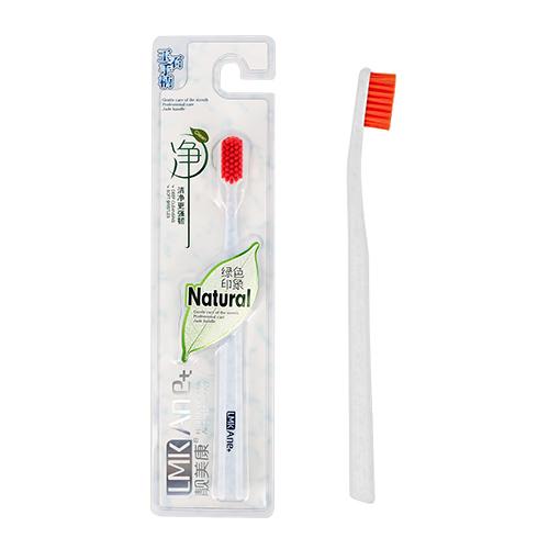 Щетка зубная LMK ANE+  NATURAL мягкая orange