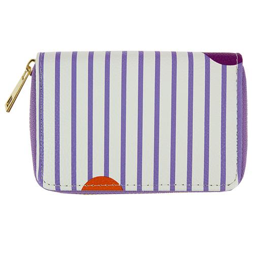 Кошелек `LADY PINK` ART Фиолетовые полосыПрочее<br>Яркие кошельки Lady Pink прекрасно дополнят женскую сумочку и позволят Вам выглядеть стильно и модно при любых обстоятельствах!<br>