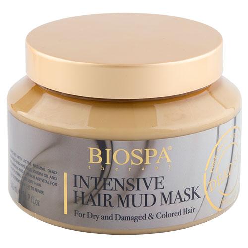 Купить Маска для волос SEA OF SPA BIOSPA с натуральной черной грязью Мертвого моря 500 мл, ИЗРАИЛЬ/ ISRAEL