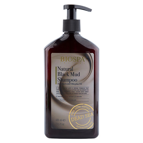 Купить Шампунь для волос SEA OF SPA BIOSPA с натуральной черной грязью Мертвого моря 400 мл, ИЗРАИЛЬ/ ISRAEL