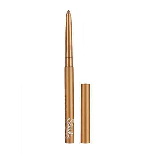Карандаш для глаз `SLEEK MAKEUP` TWIST UP тон 648 (Gold) автоматическийКарандаши<br>Sleek MakeUP Автоматический карандаш для глаз Twist Up Eye Pencil<br>