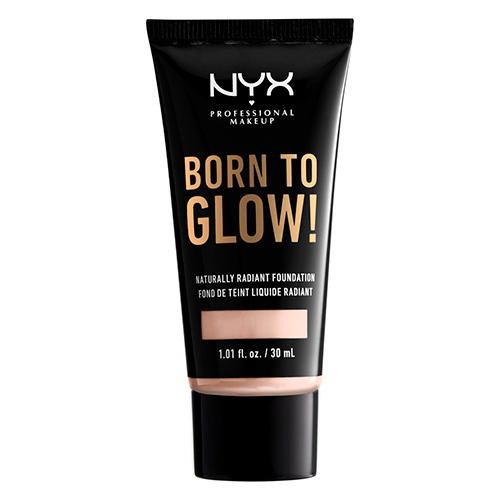 Основа тональная для лица `NYX PROFESSIONAL MAKEUP` BORN TO GLOW тон Light porcelain