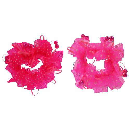 Набор резинок MISS PINKYНаборы<br>Аксессуары для волос MISS PINKY подчеркнут красоту прически вашей маленькой модницы.<br>