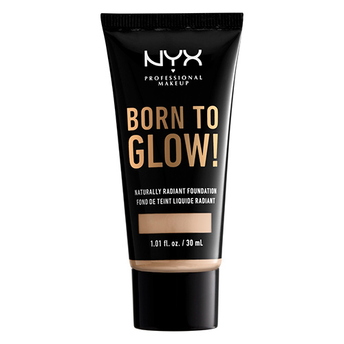 Основа тональная для лица `NYX PROFESSIONAL MAKEUP` BORN TO GLOW тон Alabaster