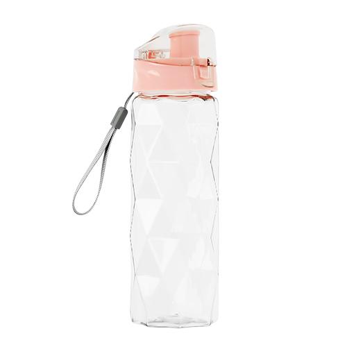 Купить Бутылка для воды FUN SPORT Pink 500 мл, КИТАЙ/ CHINA
