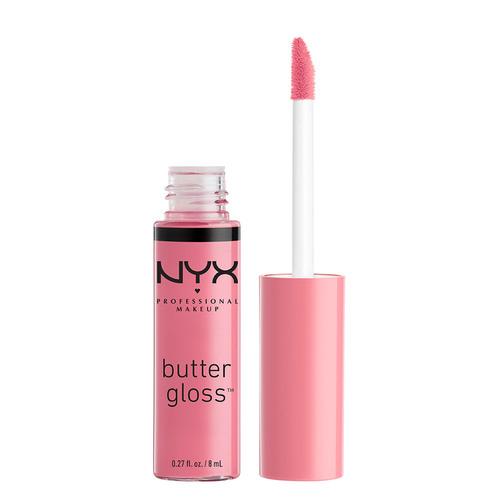 Купить Блеск для губ NYX PROFESSIONAL MAKEUP BUTTER GLOSS тон 09 VANILLA CREAM PIE, КИТАЙ/ CHINA