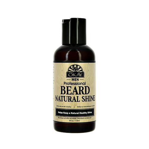 Средство для бороды OKAY MEN для придания блеска 118 мл