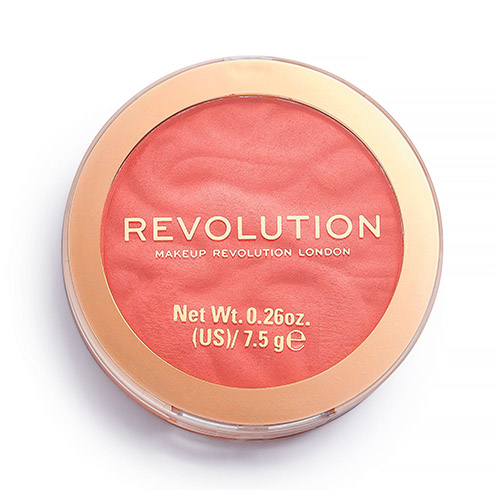 Румяна для лица REVOLUTION BLUSHER RELOADED тон coral dream