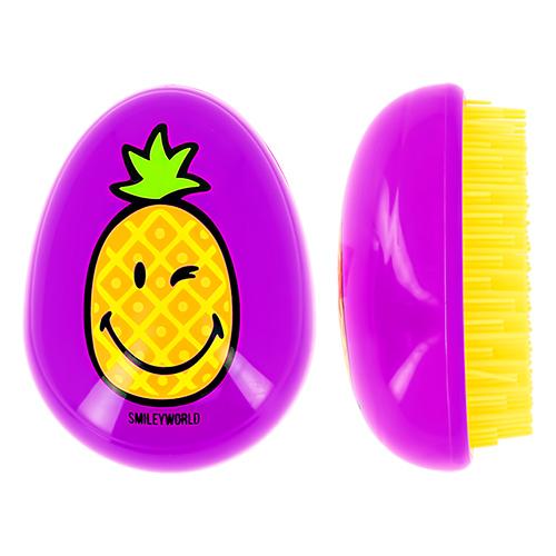 Расческа для волос LADY PINK массажная фото