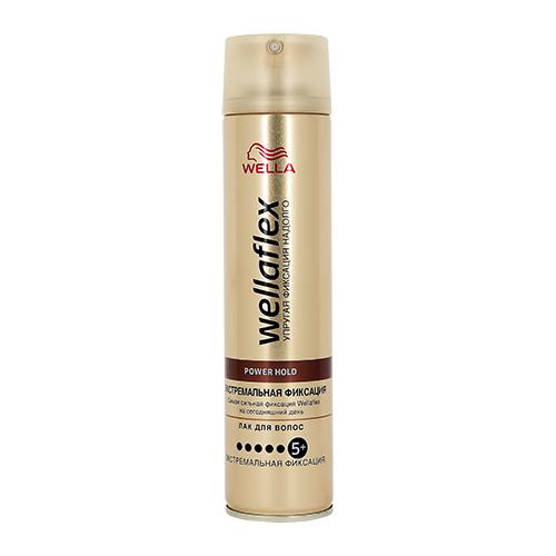 Купить Лак для волос WELLA WELLAFLEX ЭКСТРЕМАЛЬНАЯ ФИКСАЦИЯ 250 мл, ГЕРМАНИЯ/ GERMANY