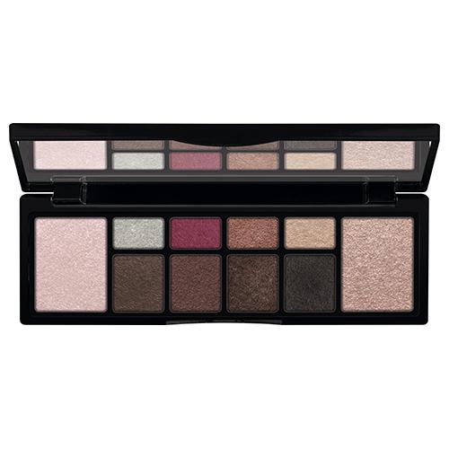 Купить Палетка для макияжа глаз и лица CATRICE GLITTER STORM тени для век и хайлайтер, ГЕРМАНИЯ/ GERMANY
