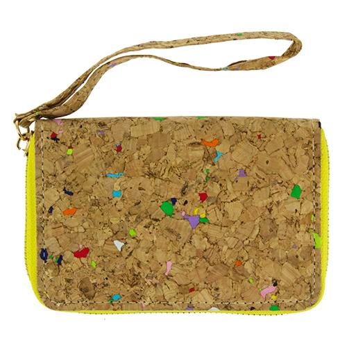 Кошелек `LADY PINK` WOOD деревянный желтыйПрочее<br>Яркие кошельки Lady Pink прекрасно дополнят женскую сумочку и позволят Вам выглядеть стильно и модно при любых обстоятельствах!<br>