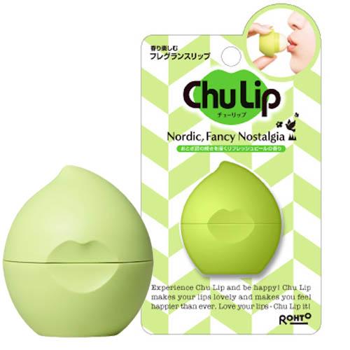 Бальзам для губ `CHU LIP` Nordic 7 гГубы<br>ChuLip МЕГА ХИТ №1 в ЯПОНИИ. Натуральные ингредиенты. Бальзам для губ. ЧуЛип Скандинавия, Очаровывающая ностальгия вкусных поцелуев.<br>