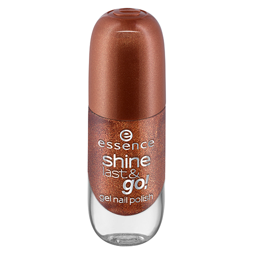 Лак для ногтей `ESSENCE` SHINE LAST & GO! тон 41 8 мл