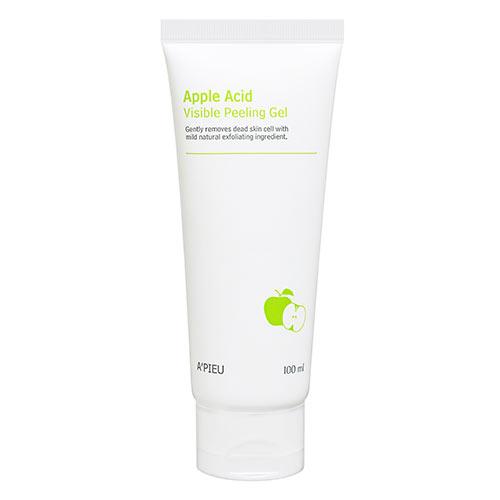 Пилинг-гель для лица APIEU Скатка с экстрактом яблока и АНА-кислотами 100 мл